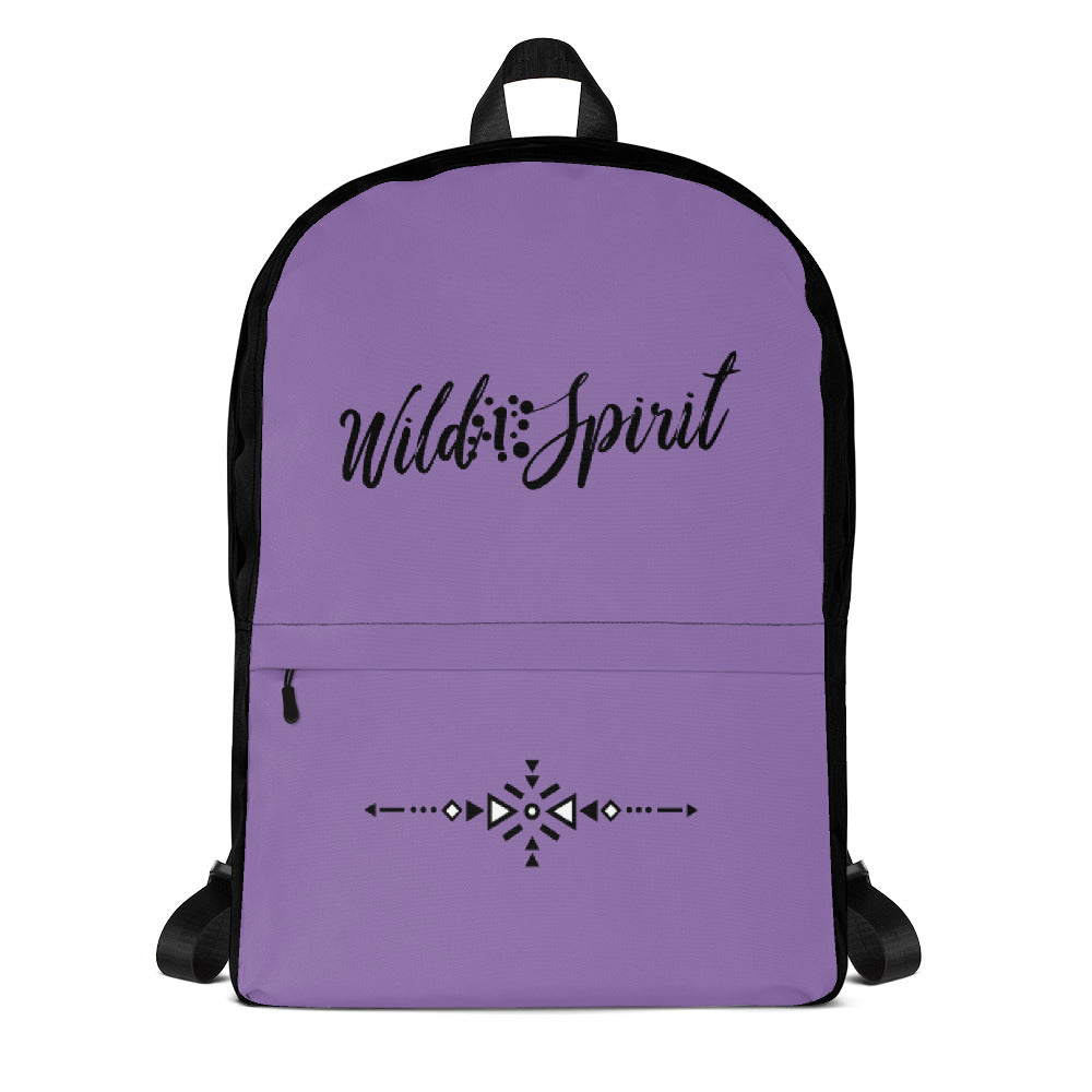 Backpack WS Purple