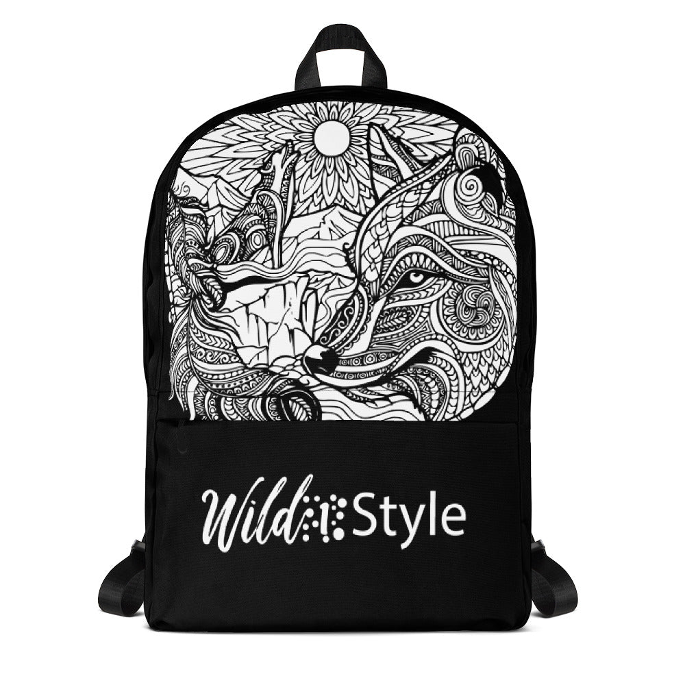 Backpack Color in Wild1