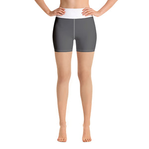 WW Yoga Shorts Dark Grey