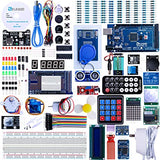 Mega 2560 Project The Most Complete Ultimate Starter Kit w/Tutorial Compatible with Arduino IDE