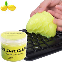 Keyboard Cleaner Universal Cleaning Gel for PC Tablet Laptop Keyboards, Car Vents, Cameras, Printers, Calculators from  160G