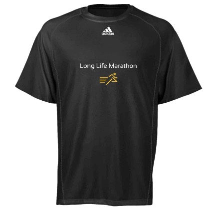 Long-Life Marathon Men's ClimaLite® Short Sleeve Tee