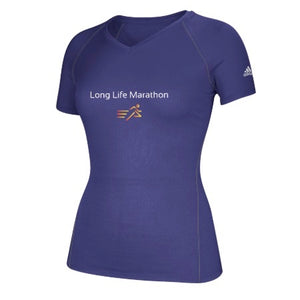 Long-Life Marathon Women's ClimaLite® Short Sleeve Tee