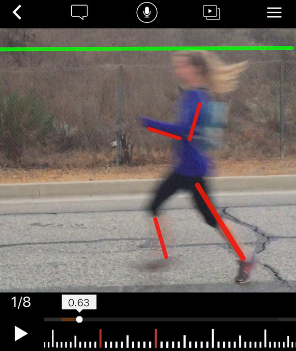 VIDEO RUNNING FORM ANALYSIS