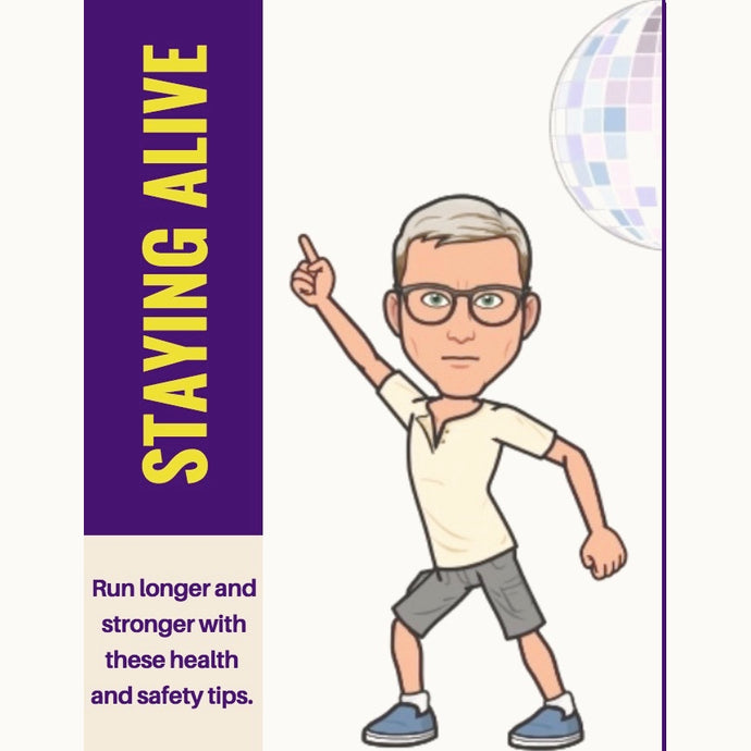 FREE eBook: Staying Alive
