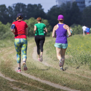 INDIVIDUALIZED TRAINING FOR WOMEN RUN LA