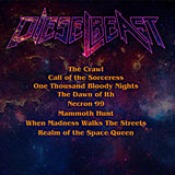 Dieselbeast Debut Album (CD)