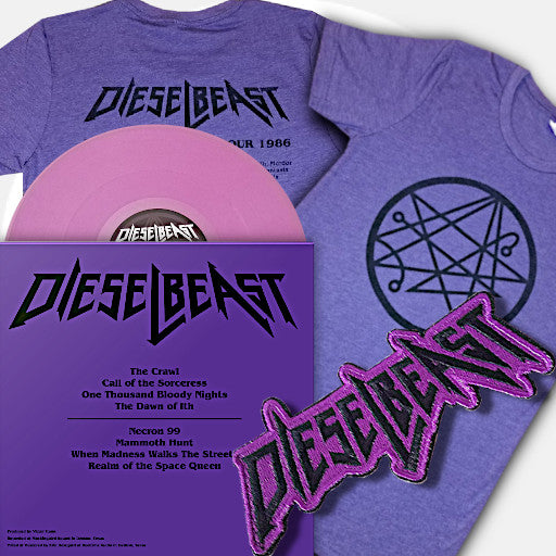Dieselbeast Special Edition Vinyl Package
