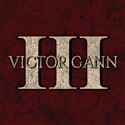 Victor Gann 'III' Album (CD)