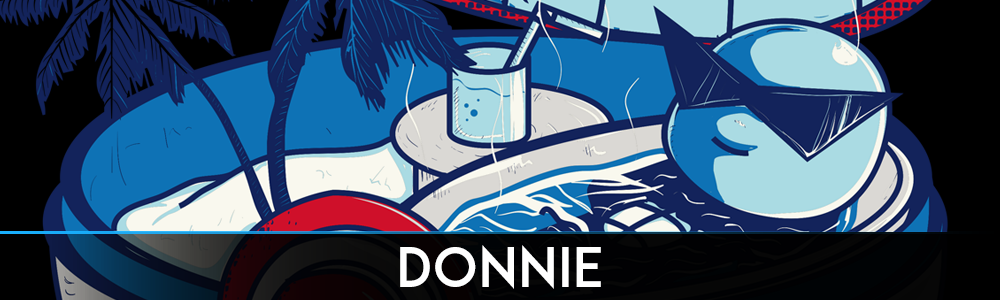 Donnie Collection - Retro and Pixel Video Game T-shirts - Gaming, Mario, Zelda, Link, Metroid, Pokemon, N64, Snes, Japanese, Final Fantasy 7, Donnie, Samus Aran, Street Fighter, TLOZ, Megaman, Blue Bomber, Colorful, Artistic, Pokemon, Ninja Turtles, Squirtle, Kingdom Hearts, Sora, Hearts, Bioshock, Dark Souls, T-Shirts, Art, Men, Women, Best, Tank Top, Long Sleeve