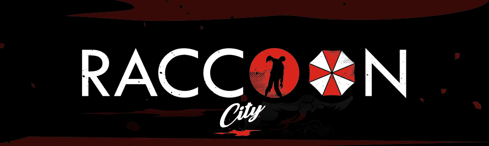Raccoon City Collection - Retro and Pixel Video Game T-shirts - Raccoon City, RPD, Leon S Kennedy Claire Redfield, Resident Evil 2, RE2, Remake, PS1, PS4, Tyrant, Zombie, T-Virus, Biohazard, Biological, Survival Horror, Umbrella, Chris, Ada Wong, 2, 3, 4, 5, 6, 7, 8, Wesker, Tyrant, Nemesis, Xbox, Playstation T-Shirt