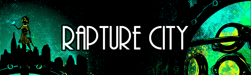 Rapture City Collection - Retro and Pixel Video Game T-shirts - PC, Mister Bubbles, Bioshock, Big Daddy, Little girl, Little Sister, Rapture City, Adam, Atlantic Ocean, Jack, Burial at Sea, Infinite, RPG, System Shock, 2K, Vita, Andrew Ryan, T-Shirts, Art, Men, Women, Best, Tank Top, Long Sleeve