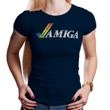 Amiga - Video Game Pixel T-Shirts & Retro Gaming Tees! - Amiga, PC, 1985, 80s, 1980s, 32-Bit, 16-Bit, Commodore, AmigaOS, Mouse, Keyboard, Men, Women, Kids, Clothes, Tees