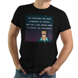 Bad Dudes - Video Game Pixel T-Shirts & Retro Gaming Tees! Video Game Pixel T-Shirts & Retro Gaming Tees! Shop Our Large Collection!  Types: Men's T-Shirts, Women's Tees, Kid's Tees, Hoodies,  Nintendo, NES, Mayor, Fighter, 80s, 1980s, 1988, Arcade, Pixel, President Ronnie, Bad Enough, Bad Dudes, Bad Dude, Beat Em Up, Final Fight, TMNT, Karnov, Ninja Gaiden, Blade, Striker, Kari LikeLikes, Men, Women, Tank, Long Sleeved