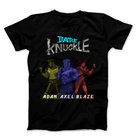 Bare Knuckle Fighters V2
