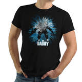 The Big Daddy - Retro and Pixel Video Game T-shirts - Escape Rapture - Retro and Pixel Video Game T-shirts - Mister Bubbles, Bioshock, Big Daddy, Little girl, Little Sister, Rapture City, Adam, Atlantic Ocean, Jack, Burial at Sea, Infinite, RPG, System Shock, 2K, Vita, Andrew Ryan, Daletheskater, Videogame, Games, Gamer, Best, Women, Men, T-Shirt, Tee, Slim Fit, Tank Top, Long Sleeve, Videogame, Games, Gamer, Best, Women, Men, T-Shirt, Tee, Slim Fit, Tank Top, Long Sleeve