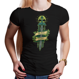 Brave Hero - Retro and Pixel Video Game T-shirts - Zelda, Link, TLOZ, The Legend of Zelda, BOTW, Breath of the Wild, Nintendo T-Shirts, SNES, N64, Switch, Ocarina of Time, A Link to the Past, Sword, Hyrule, Master Sword, Alundrart, Women, Men, T-Shirt, Tee, Slim Fit, Tank Top, Long Sleeve