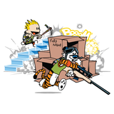 Calvin And Hobbes Fortnite