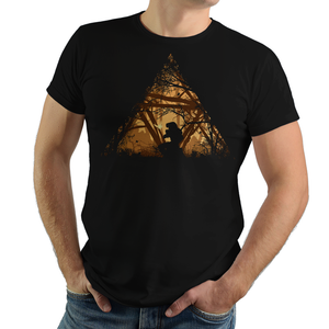 My Ocarina - Retro and Pixel Video Game T-shirts -Zelda, TLOZ, The Legend of Zelda, Link, Hyrule, Triforce, Master Sword, OOT, Majoras Mask, Breath of the Wild, SNES, Link to the Past, Ocarina of Time, Wind Waker, Epona, BOTW, Donnie, Videogame, Games, Gamer, Best, Women, Men, T-Shirt, Tee, Slim Fit, Tank Top, Long Sleeve