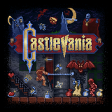 Castlevania - Video Game Pixel T-Shirts & Retro Gaming Tees! NES, Nintendo, Nintendo Shirts, Pixel, 8-Bit, 80s, 1980s, 1990s, 90s, Retro, Gamer, Castlevania, Simon Belmont, Vampire Killer, Dracula, 1986, 1980s, Igor, Mummy Men, Queen Medusa, Grim Reaper, Action Platformer, Konami, Simon's Quest, Dracula's Curse, Zelda, Kari LikeLikes, Men, Women, Tank, Long Sleeved