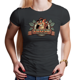 Childhood Hero - Retro and Pixel Video Game T-shirts - Retro, Crash, Pixel, 16-Bit, Mashup, Crash Bandicoot, Genesis, Sonic, Gamer, Nerd, Geek, Cool, Playstation, PS1, Classic Game, Crash Warped, Coco, Cute, Adorable, Fun, Cortex, Typhoonic, Men, Women, Kids, Tank