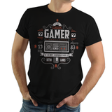 Classic Gamer - Retro and Pixel Video Game T-shirts - Retro, Crash, Pixel, 16-Bit, Pacman, Space Invaders, Super Mario, Donkey Kong, 80s Classics, 1980s, Arcade, Koopa Troopa, Pinky, Blinky, Ghost, Alien, Tetris, Star, Nintendo, Typhoonic, Men, Women, Kids, TankRetro, 8-Bit, Classic Gamer, NES, Nintendo, 80s, 1980s, Controller, Super Mario, 1983, Zapper, Nintendo Shirt, Pixel, Cart, Cartridge, Contra, Ninja Gaiden, SMB, Zelda, SMB 2, Sprite, TLOZ, Typhoonic, Men, Women, Kids,Tank Top, Long Sleeved
