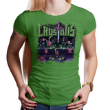 Crystalis - Video Game Pixel T-Shirts & Retro Gaming Tees! Gamer, Nes, Nintendo, 80s, Pixel, 8-Bit, 1980s, Nerd, Crystalis, SNK, Action Adventure, 1990, 90s, Draygonia Empire, Simea, Mesia, Post Apocalyptic, Dyna, Ninja Gaiden Kari, LikeLikes, Women, Men, Kids, Cotton, Tank, Long Sleeved, Shirt