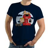 Dogmuts - Video Game Pixel T-Shirts & Retro Gaming Tees! Fallout, Post Apocalyptic, Vault Tec, Pip Boy, Vault Boy, Vending Machine, RPG, Action, Nuka Cola, Vats, Charlie Brown, Peanuts, Nuke, Summer, Coke, Nerd, Retro, Texture, Snoopy, Olipop, Women, Men, Kids, Cotton, Tank, Long Sleeved, Shirt