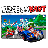 Shop like a gamer. PixelRetro is your best destination for Video Game T-Shirts for Men and Women. Unisex Tee with a great fit. Dragon Kart from Mario Kart and DBZ on a White T-Shirt. Mashup featuring a unique design with Goku in Karts. Online shop only. Soft, durable and high quality cotton.