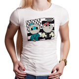 Pew Pew Yaga - Retro and Pixel Video Game T-shirts - Retro, Vintage, Cartoon Style, 1930s, Cuphead, The Devil, Run and Gun, Shooter, Gamer, Animation, Xbox, Mug. Outkast, Stankonia, Music, So Fresh So Clean, Hip Hop, Men, Women, Kids