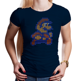 Super Invader Bros 2 - Video Game Pixel T-Shirts & Retro Gaming Tees! Video Game Pixel T-Shirts & Retro Gaming Tees! Shop Our Large Collection!  Types: Men's T-Shirts, Women's Tees, Kid's Tees, Hoodies, Space Invaders, 1978, 70s, 1970s, Pixel, Alien, Laser Canon, Arcade, Atari, Shooter, Japan, Japanese, UFO, Space, Sci-Fi, Science Fiction, SMB, Super Mario, Mario Bros, Pixel, NES, Turtle, Blooper, Koopa Troopa, Nintendo,SMB 2, Mario 2, Super Mario Bros 2, Men, Women, Kids, Clothes, Tees