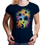 Galatic Warrior - Retro and Pixel Video Game T-shirts - Metroid, Samus Aran, Sci-Fi, Science Fiction, SNES, Nintendo, NES, Bounty Hunter, Space, Mother Brain, Kraid, Zebes, Prime, 4, Zero Suit, Switch, Alien, Ridley, Smash Bros, Daletheskater, Videogame, Games, Gamer, Best, Women, Men, T-Shirt, Tee, Slim Fit, Tank Top, Long Sleeve