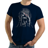 Game of Gods - Retro and Pixel Video Game T-shirts - GOW, Kratos, Greek Mythology, Norse, God, Thor, Medusa, God of War, Zeus, Poseidon, Athena, Hera, Apollo, Artemis, Hades, Gaia, Aphrodite, Helios, Hermes, King, PS4, Throne, Ddjvigo, Videogame, Games, Gamer, Best, Women, Men, T-Shirt, Tee, Slim Fit, Tank Top, Long Sleeve