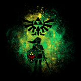 Hyrule Blast - Retro and Pixel Video Game T-shirts - Pixel, Zelda, TLOZ, The Legend of Zelda, Link, Hyrule, Ganon, Master Sword, OOT, Majoras Mask, Breath of the Wild, SNES, Link to the Past, Ocarina of Time, Wind Waker, Epona, BOTW, Donnie, Videogame, Games, Gamer, Best, Women, Men, T-Shirt, Tee, Slim Fit, Tank Top, Long Sleeve