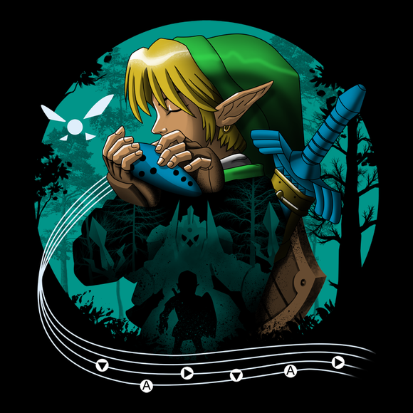 Hyrule Time Traveller - Retro and Pixel Video Game T-shirts - Zelda, Shrine, Castle, Legend of Zelda, TLOZ, Ganon, Hyrule, Princess Zelda, A Link to the Past, OOT, Ocarina of Time, The Wind Waker, Twilight Princess, Skyward Sword, BOTW, Breath of the Wild, SNES, NES, Nintendo, Switch, N64, Nintendo 64, Wild, Triforce, Retro Wave, Nerd, Gamer, Geek,