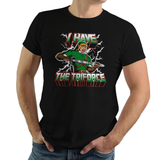 I Have The Triforce - Video Game Pixel T-Shirts & Retro Gaming Tees! Zelda, TLOZ, The Legend of Zelda, Link, Princess, Hyrule, He-Man, I Have the Power, Breath of the Wild, N64, Ocarina of Time, Ganon, BOTW, Nintendo 64, Masters of the Universe, Olipop, Mashup, Cartoon, Funny, Sword, Awesome, Women, Men, Kids, Cotton, Tank, Long Sleeved, Shirt