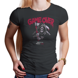 Insert Soul - Video Game Pixel T-Shirts & Retro Gaming Tees! Dark Souls, Lord Soul, Gwyn, Age of Fire, Age of Dark, Playstation, Game Over, Darkstalker Kaathe, Anor Londo, Gwynevere, Kiln of the First Flame, Lordran, Bells of Awakening, Typhoonic, Women, Men, Kids, Cotton, Tank, Long Sleeved, Shirt