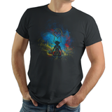 Kingdom Blast - Retro and Pixel Video Game T-shirts - Kingdom Hearts, Sora, Keyblade, Heartless, RPG, Action RPG, Frozen, Pirates, PS4, Playstation, Kingdom Hearts 3, Toy Story, Nerd, Geek, Cool, Level Up, Japan, Japanese, Fantasy, Donnie, Videogame, Games, Gamer, Best, Women, Men, T-Shirt, Tee, Slim Fit, Tank Top, Long Sleeve