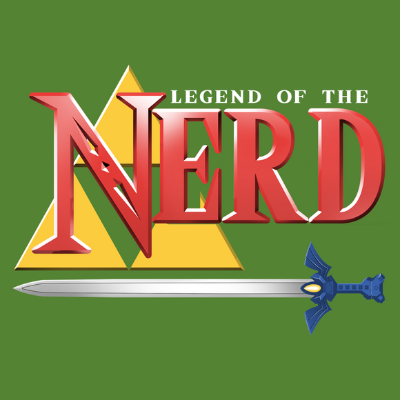 Legend of the Nerd - Retro and Pixel Video Game T-shirts - Zelda, Legend of Zelda, TLOZ, Ganon, Hyrule, Princess Zelda, A Link to the Past, Ocarina of Time, The Wind Waker, Twilight Princess, Skyward Sword, BOTW, Breath of the Wild, SNES, NES, Nintendo, Switch, N64, Nintendo 64, Epona, Kid Link, Adult Link, 1986, Nerd, Gamer, Geek,