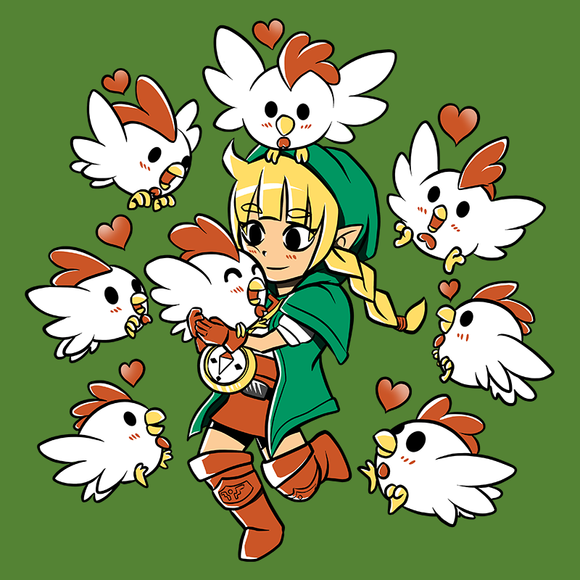 Linkle the Cucco Queen