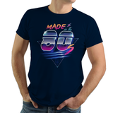 Made in the 80s - Retro and Pixel Video Game T-shirts - Retro Wave, Gamer, Geek, Nerd, Summer, 1980s, Vintage, Shirt, Tee, Men, Women, Kids