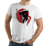 Red Sun Fighter - Retro and Pixel Video Game T-shirts - Gamer, Street Fighter II, No Parking, V, IV, Ken, Ryu, Sagat, Chun Li, Destroy, Capcom, Fighting, Fighter, SNES, Arcade, Cammy, Nintendo, Japan, Japanese, Red Sun, 1991, 1990s, Ddjvigo, Videogame, Games, Gamer, Best, Women, Men, T-Shirt, Tee, Slim Fit, Tank Top, Long Sleeve