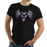 Venom Invader - Video Game Pixel T-Shirts & Retro Gaming Tees! Space Invaders, 1978, 70s, 1970s, Pixel, Alien, Laser Canon, Arcade, Atari, Shooter, Japan, Japanese, UFO, Space, Sci-Fi, Science Fiction, Venom, Comics, Spider, Women, Comic Book, Kids, Clothes, Tees