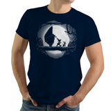 Hakuna Mata In Gaul - Retro and Pixel Video Game T-shirts - Asterix & Obelix, NES, Nintendo, SNES, Arcade, Geek, Nerd, Gaul, Mashup, King, Cartoon, Moon, Lion, Hakuna Mata, Men, Women, Kids, Tank