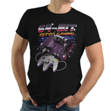 Made in the 80s - Retro Wave, Vintage, Classic, Black, Navy, Grey, Geek, Nerd, Birthday Gift, N64, Nintendo 64, 1996, Japan, Japanese, Super Mario 64, Wave Race, Ocarina of Time, Zelda, Star Fox 64, F-Zero, Women, Men, Kids, Tee