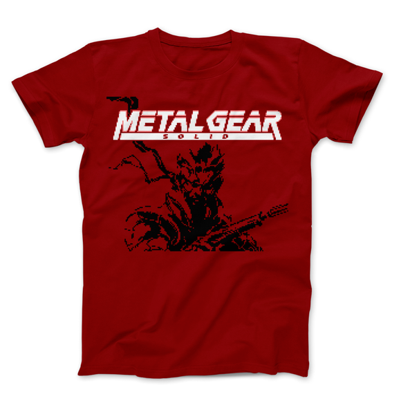 Metal Gear Gameboy