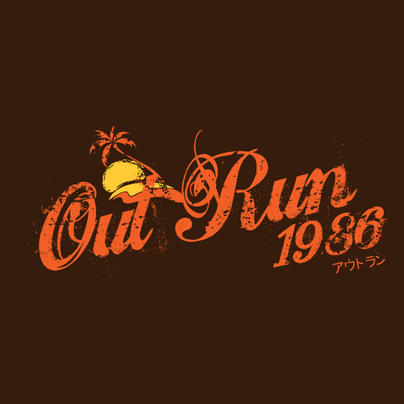 Out Run 1986