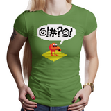 Video Game Pixel T-Shirts & Retro Gaming Tees! Shop Our Large Collection! Types: Men's T-Shirts, Women's Tees, Kid's Tees, Hoodies, Retro, Arcade, Qbert, Puzzle, Curse, Cussing, Pyramid, Ugg, Wrongway, 80s, 1980s, 1982, Cute, Cool, Expression, Angry, Anger, Classic, 8-Bit, Pixel, NES, Nintendo