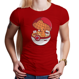 Red Pokehouse - Retro and Pixel Video Game T-shirts - Blue Pokehouse - Retro and Pixel Video Game T-shirts - Pokemon, Red, Blue, Nintendo, Birthday, Christmas , 1996, Catch Em All, Bulbasaur, Bulbizarre, Fire Red, Game Boy , Ash, Charmander, 2004, Poke Ball, Pokehouse, Cute, Squirtle, Donnie, Women, Men, T-Shirt, Tee, Slim Fit, Tank Top, Long Sleeve, Women, Men, T-Shirt, Tee, Slim Fit, Tank Top, Long Sleeve