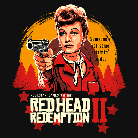Red Head Redemption II